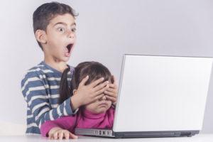 Accesso dei minori a internet